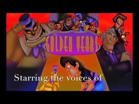 [Blind Commentary] Five Nights at Freddy's: The Golden Years (Prologue)