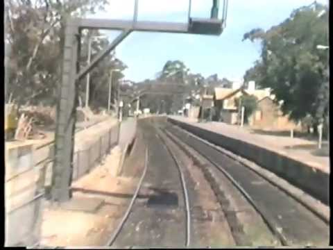 Train Enthusiast's Video Diary 1986-02-16