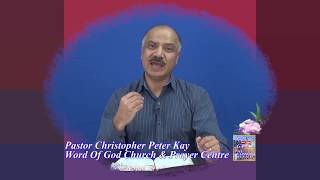 FAITH AND HEARING FROM GOD'S WORDS (PASTOR CHRISTOPHER JAN 2019)