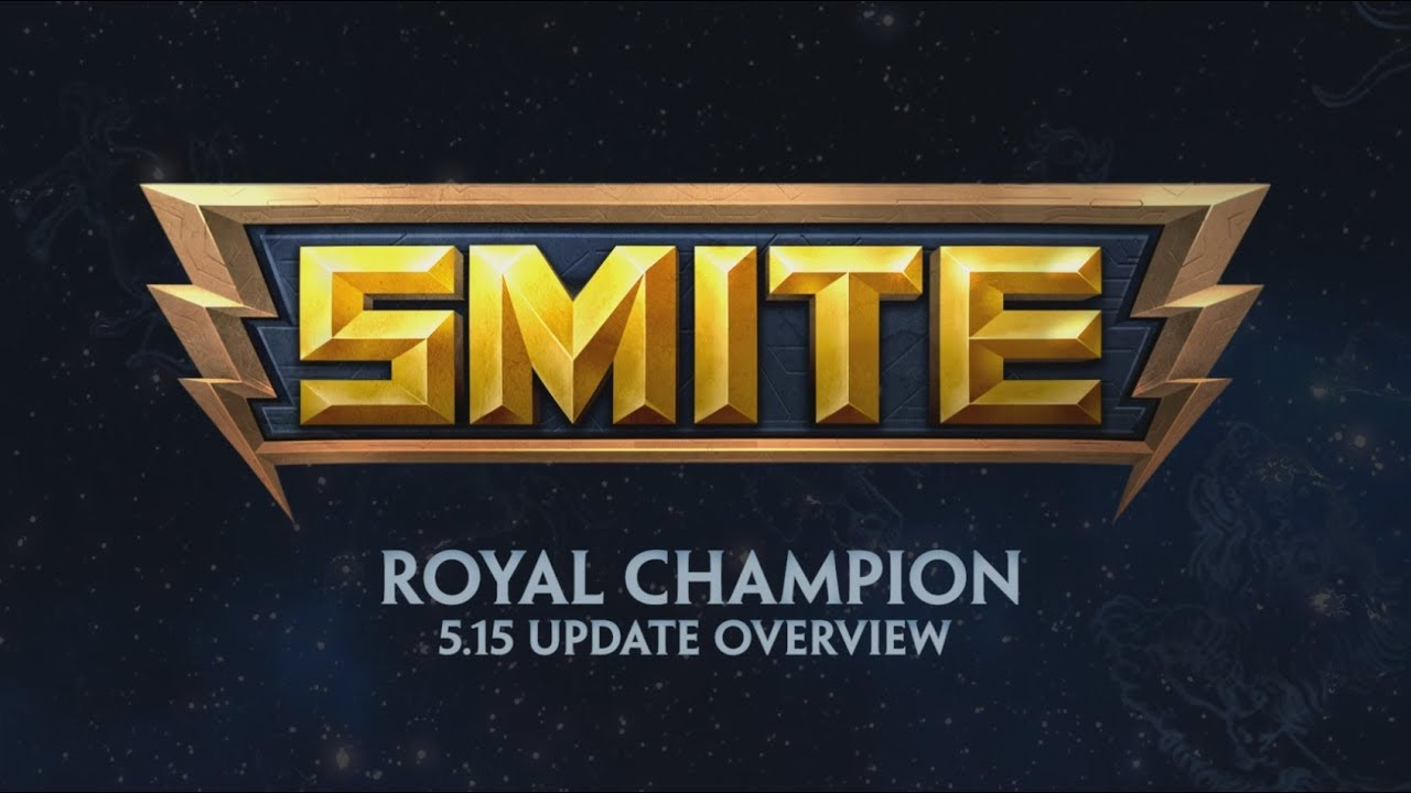 Summer Of Smite 2020.Smite 5 15 Update Overview Royal Champion