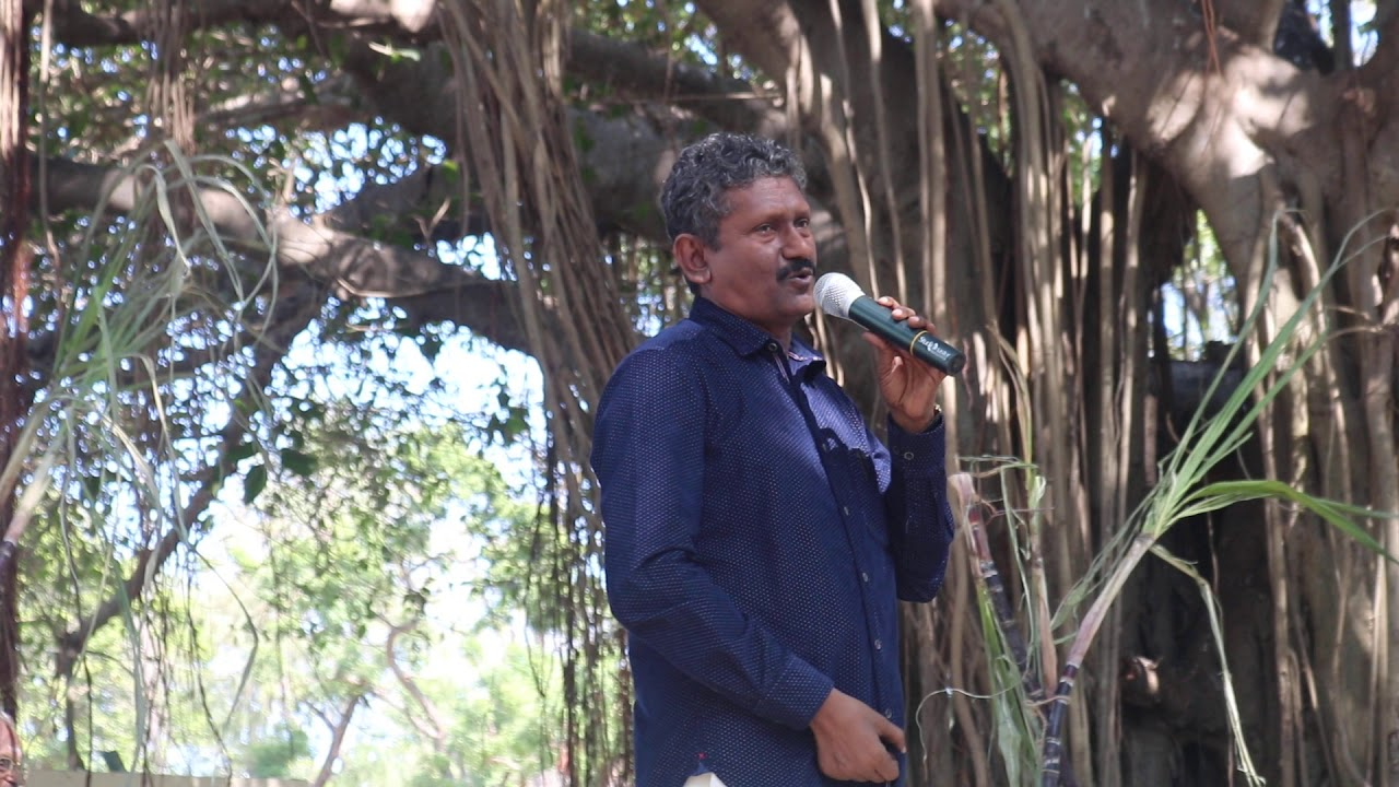 தைத்திருநாள் கொண்டாட்டத்தில் எழுச்சியுரையாற்றிய சகாயம் ஐஏஎஸ் | SagayamIAS Latest speech