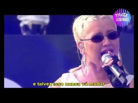 Christina Aguilera - Fall in Line (Legendado) (Today Show 2018)