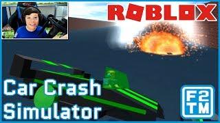 Car Crash Simulator - Roblox