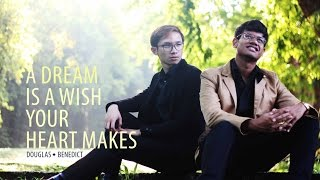 Gambar cover A Dream Is a Wish Your Heart Makes cover by Douglas & Benedict