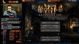 Diablo 2 - The Hunt for 69 CONTINUES