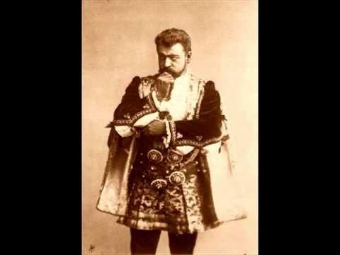 Francesco Tamagno - Niun mi tema (Verdi - Otello).wmv