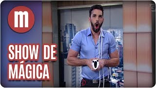 Show com o mágico Renner - Mulheres (18/08/17)