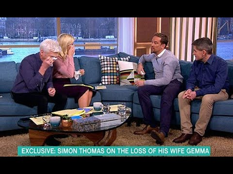 Holly and Phil reduced to tears in Simon Thomas interview