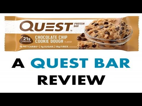 full-chocolate-chip-cookie-dough-quest-bar-review