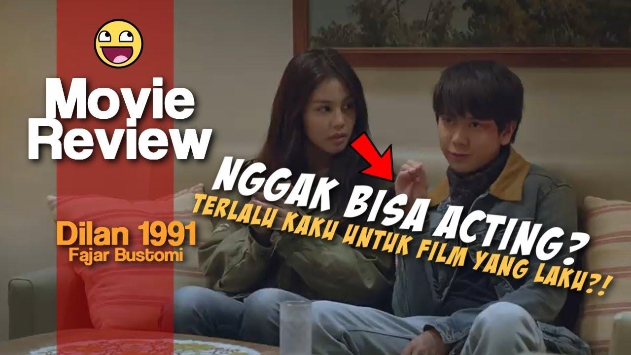 REVIEW DILAN 1991 (2019) HANYA FILM ADU GOMBAL LARIS YANG BERUNTUNG?