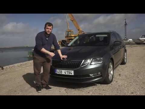 Prvá jazda 2017: Škoda Octavia