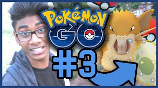 WILD BOSS ENCOUNTER?! - Pokémon GO (Episode 3)