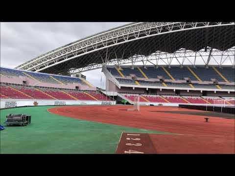 Quick Look At Stadium In Costa Rica Where Bermuda Will Play, June 14 2019