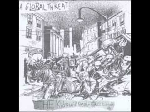 A Global Threat - The Kids Will Revolt EP (1997)