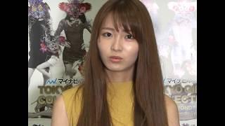 モデル・女優の岡崎紗絵さんが『マイナビ presents 第25回 東京ガールズ...