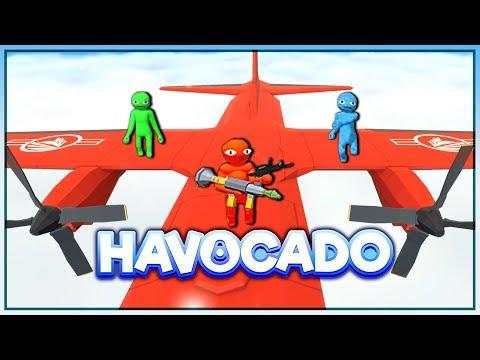 WILLY VS FARGAN VS VEGETTA (HAVOCADO)