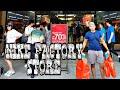 NIKE FACTORY STORE IN SOUTH KOREA NA PARANG DIVISORIA SA DAMI NG TAO | Vhonvoyage