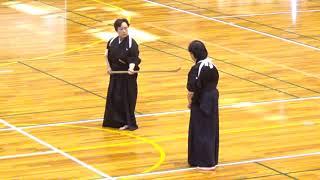 Jikishinkage-ryū Naginatajutsu Embu - 61st West Japan Naginata Championship