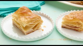 How to Make Inas Ham and Cheese in Puff Pastry  Food Network