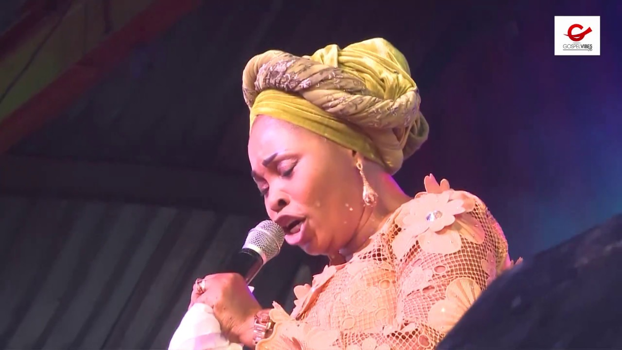 Download TOPE ALABI @ praise the almighty concert 2018