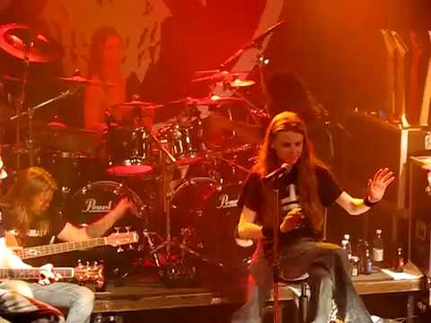 Amoral - Last October LIVE @ Tavastia 13.6.2009
