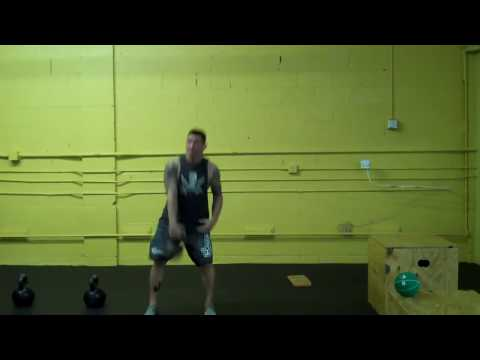 MMA Fighter Workout/True Strength/Power/Albuquerque, New Mexico