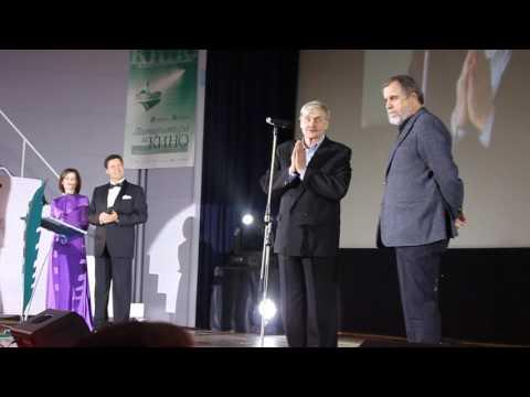 Андрей Эшпай и Сергей Есин открыли XXIII Российский кинофестиваль «Литература и кино» в Гатчине
