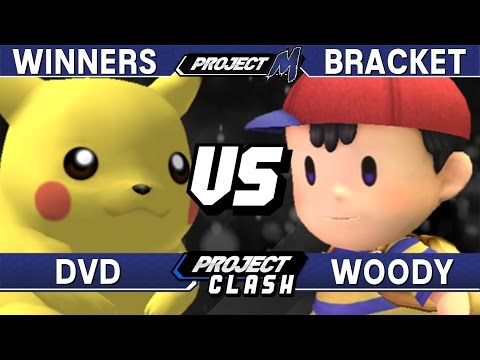Project M - DVD (Pikachu/King Dedede) vs Woody (Ness) - PC 20 Winners