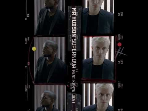 MrHudson ft Kanye West  Supernova