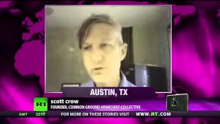 [203]  Police Brutality Epidemic, Media Snowden-centric, Anarchism in America