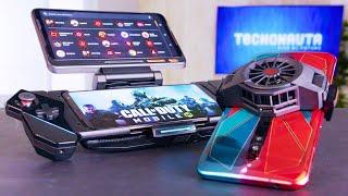 TELÉFONOS INCREÍBLES PARA JUGAR!!!!!!! Pruebo mejores juegos