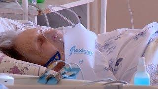 99-летнюю пациентку с острым инфарктом миокарда спасли врачи в Краснодарском крае