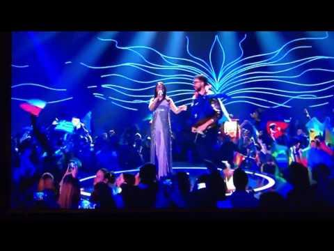 Eurovision Mooning