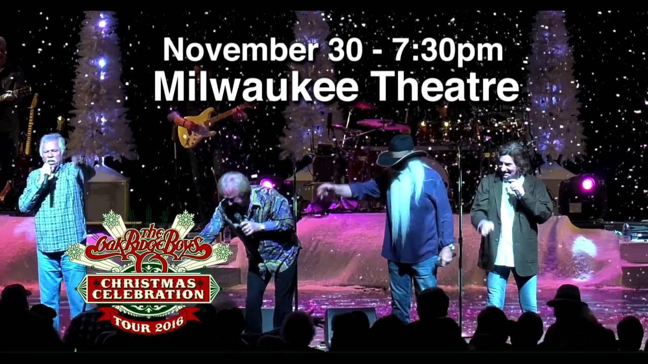 Oak Ridge Boys Christmas Celebration - YouTube