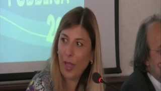 Silvia Velo (Sottosegretario Ministero dell'Ambiente) - Strategia Marina Roma