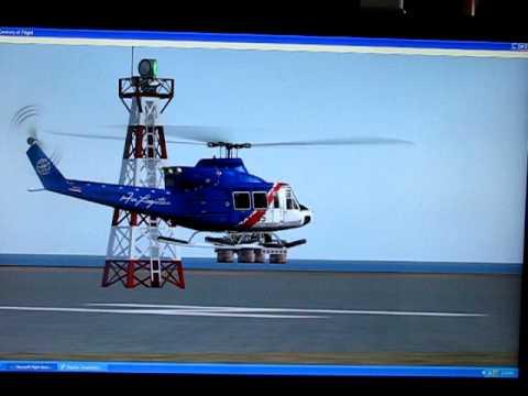 Hovercontrol 412 Takeoff