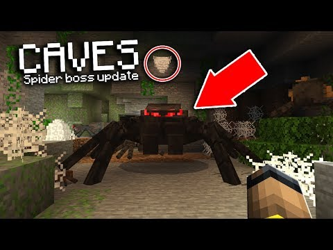 Minecraft Caves Had An Update...