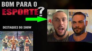 Alfy Poly e Horse - Entenda o caso + Destaques do Amador do Muscle Contest Brazil 2020
