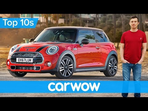 New MINI hatchback 2018 – have they taken personalisation too far?