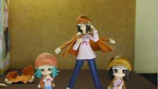 Nadeko Sengoku - Figma Review (Bakemonogatari)