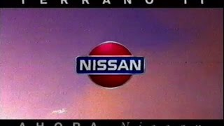 Nissan Terrano II (VHS, 1996)
