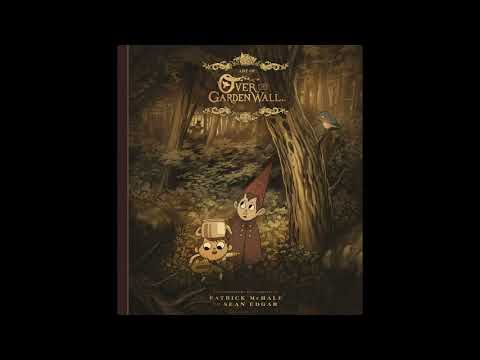 Over the Garden Wall Special with author of The Art of Over the Garden Wall