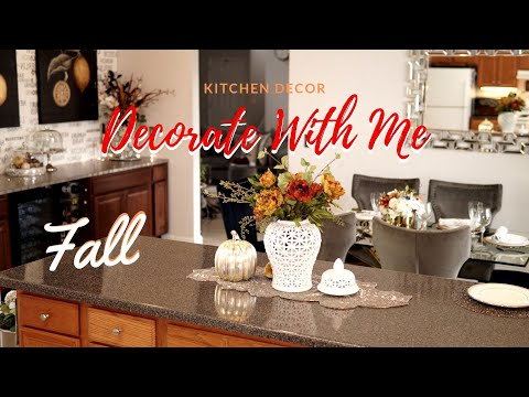 FALL DECOR || DECORATE WITH ME 2019