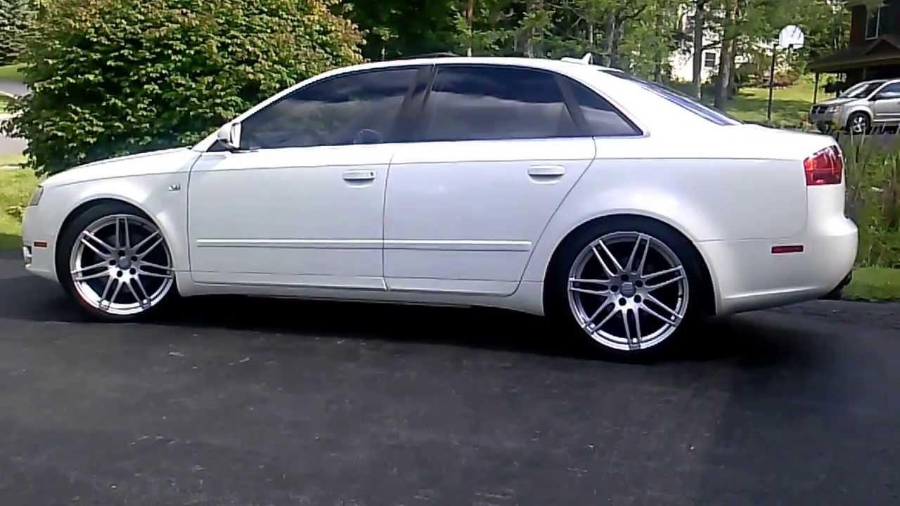 Rs4 19 On An Audi A4 B7 Youtube