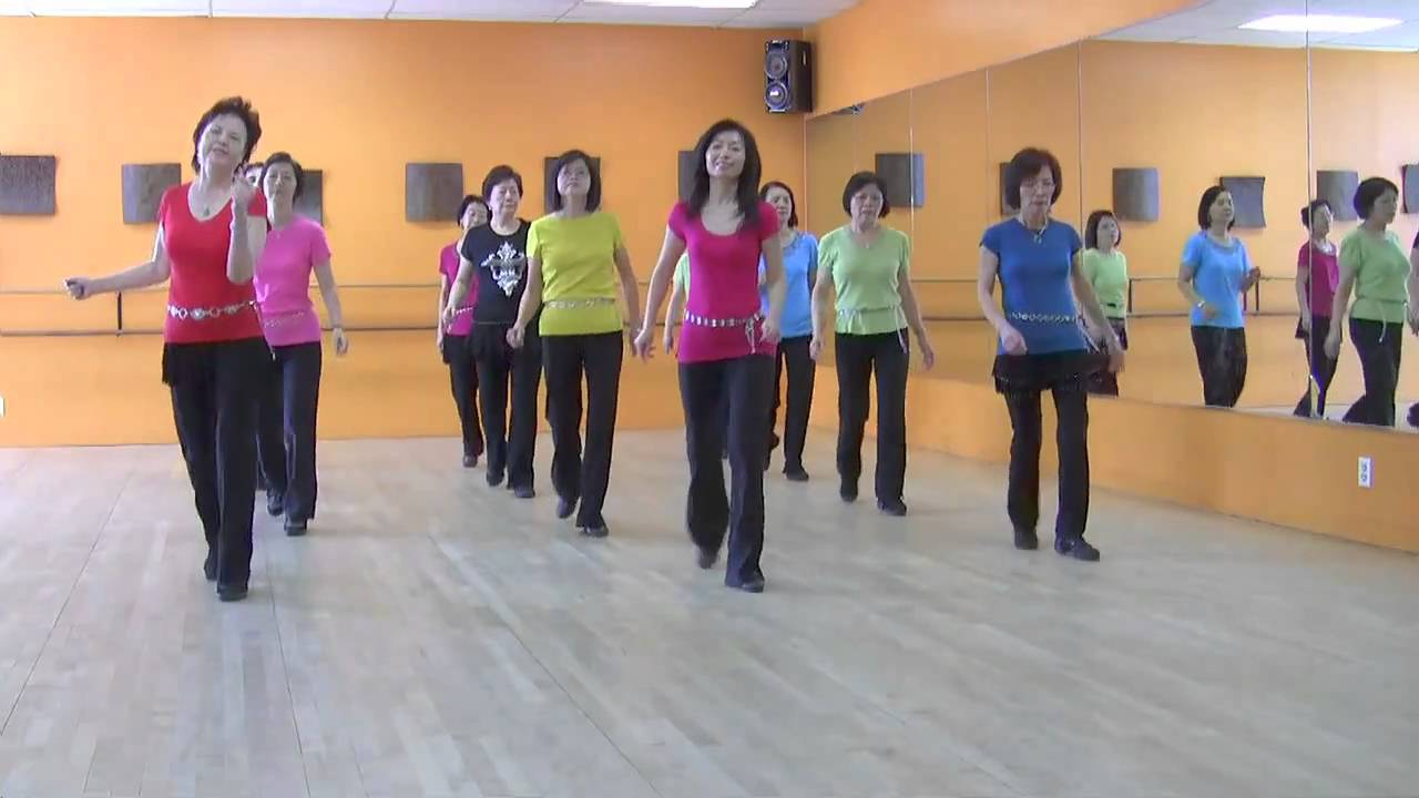 Something In The Water Line Dance Dance Teach In English  E B Ad E   You