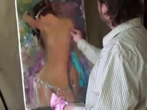 Corpo nudo Igor Sakharov Video Tutorial di donne nude