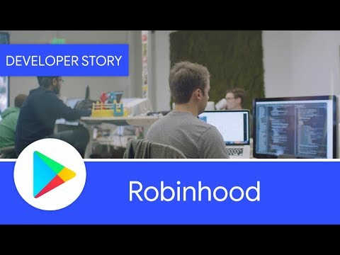 Android Developer Story: Robinhood uses Android Studio to quickly build and test new features