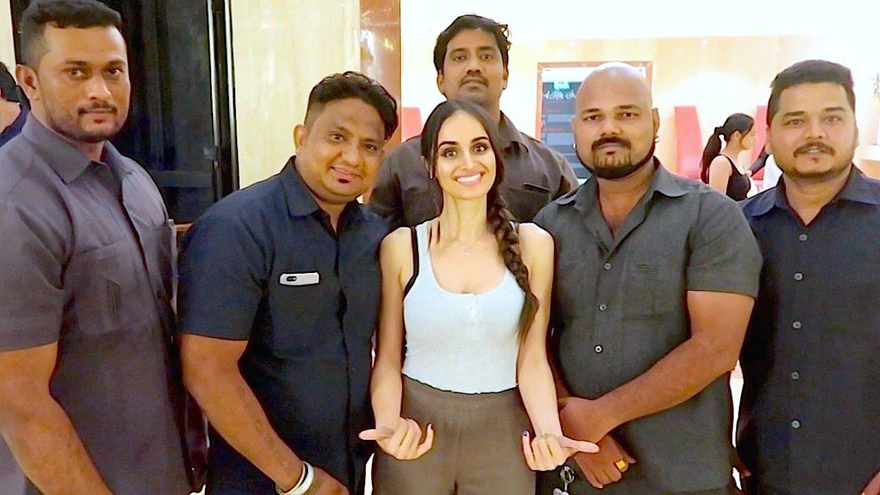 India's BIGGEST Bodyguards !!!
