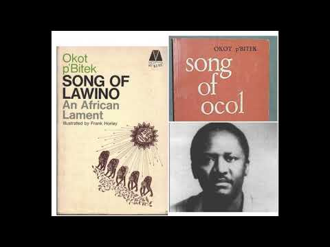 Song Of Lawino & Song of Ocol by Okot p'Bitek | Audiobook | Narrated by Richard M. Thompson