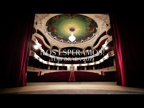 Temporada 2019   Municipal de Santiago - Ópera Nacional de Chile
